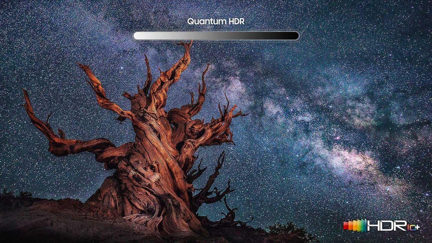 Quantum HDR — HDR10+