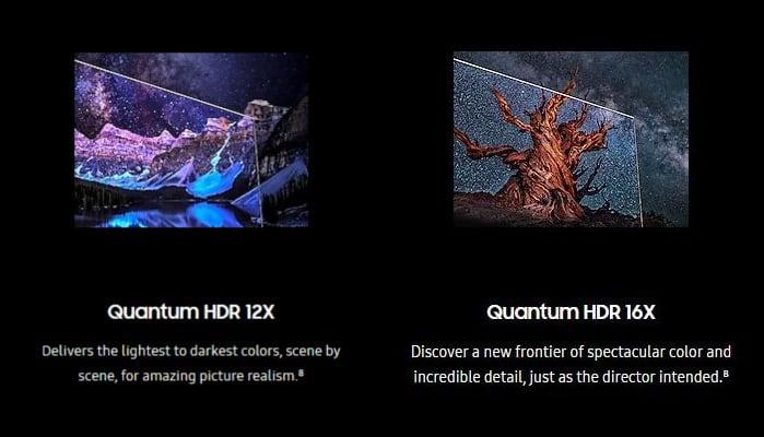 Quantum HDR 12X / Quantum HDR 16X
