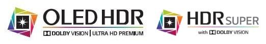 LG OLED HDR / HDR Super